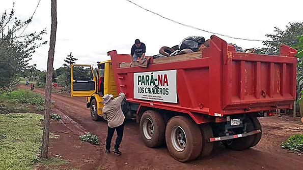 En otros distritos, como Domingo Martínez de Irala, Los Cedrales, Hernandarias, Itakyry, San Alberto, Minga Porã y Santa Rita, las actividades quedan suspendidas en la fecha por inclemencia del tiempo.