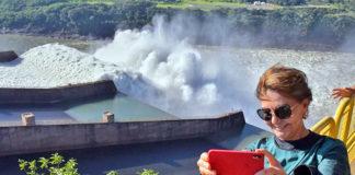 Desde el sábado 1 de junio se puede observar este espectáculo poco usual en la Central Hidroeléctrica, del que ya disfrutaron unos 6.000 turistas.